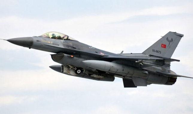 Önemli adım! F-16'lar için imzalar atıldı