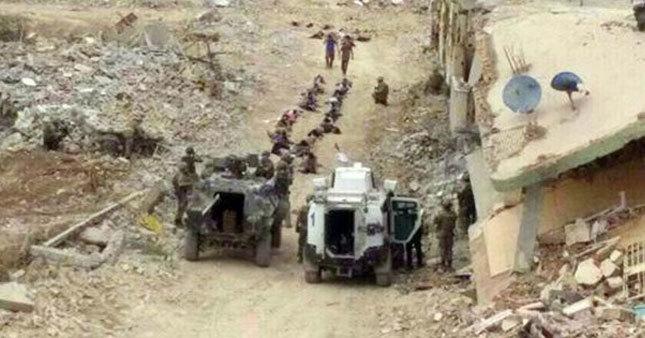 Onlarca PKK'lı daha teslim oldu
