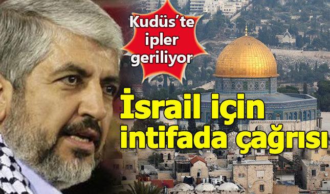 Orda Doğu'da ipler geriliyor, Hamas'tan intifada çağrısı - İntifada ne demek?