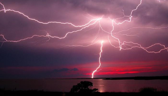 Orta Karadeniz'de şiddetli yağış