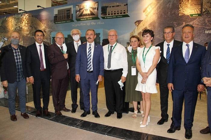 Ortadoğu ve İtalya doğal taşta rotayı Türkiye'ye çevirdi