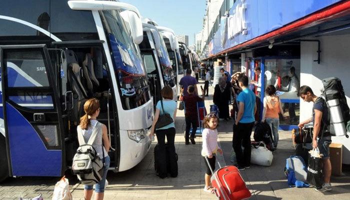 Otobüs firmaları yeniden seferlere başlıyor