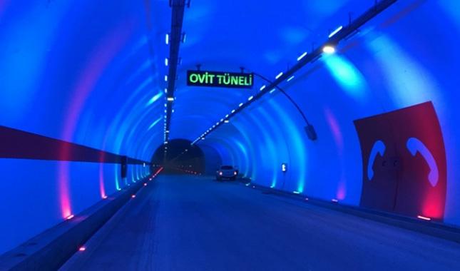 Ovit Tüneli nerede ne zaman açılıyor?