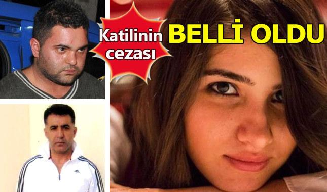 Özgecan'ın katilini öldüren Gültekin Alan'a müebbet hapis