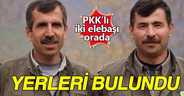 PKK elebaşları YPG'nin başında