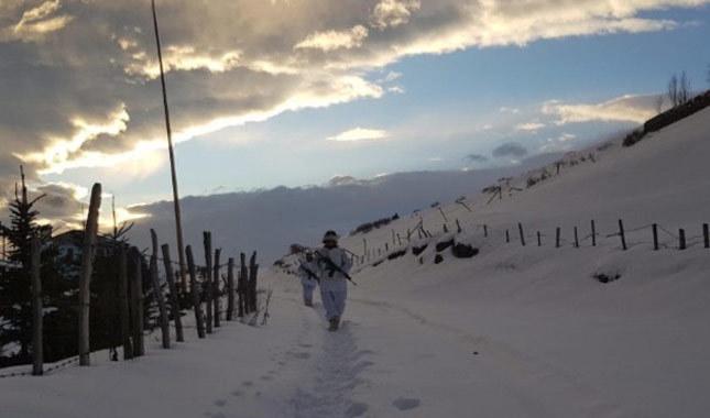PKK'lı teröristler Karadeniz'de fare gibi kaçacak delik aradı