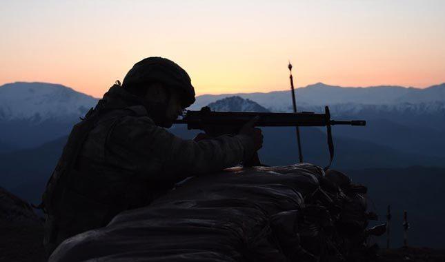 PKK'lı teröristlere Lice'de ağır darbe!