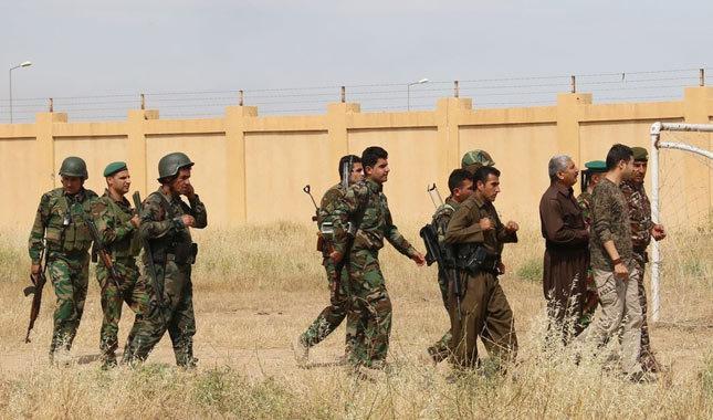 Peşmerge, Erbil-Musul yolunu kapattı