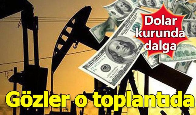 Petrol ve kurdaki sert yükseliş OPEC'i bekliyor