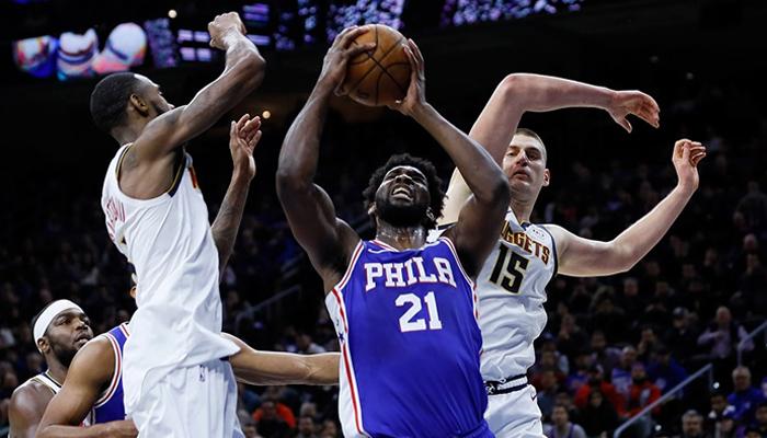 Philadelphia 76ers sahasında yenilmiyor
