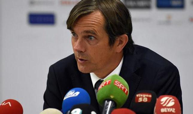 Phillip Cocu Fenerbahçe'nin sorununu çözdü: Gol atamıyoruz