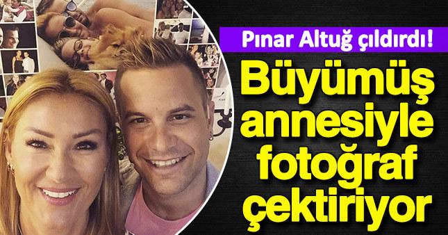 Pınar Altuğ deliye döndü