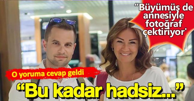 Pınar Altuğ o yoruma cevap verdi