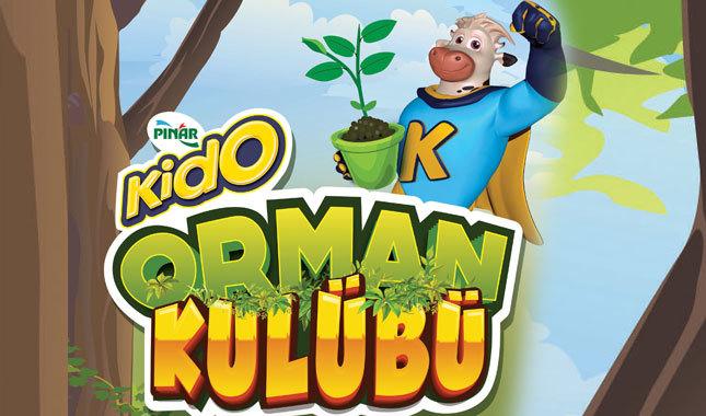 Pınar Kido'dan Arkidolar için 10 bin ağaçlık orman