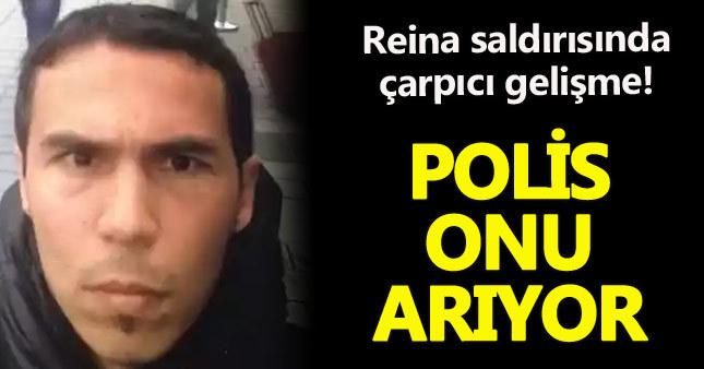 Polis Reina saldırısındaki dördüncü kişinin peşinde