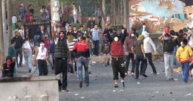 Polisten Taksim esnafına şok uyarı
