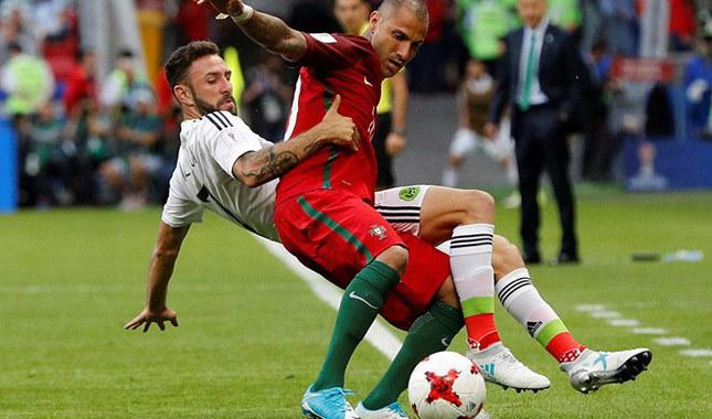 Portekiz 2-2 Meksika (Maç Özeti) - Konfederasyon Kupası
