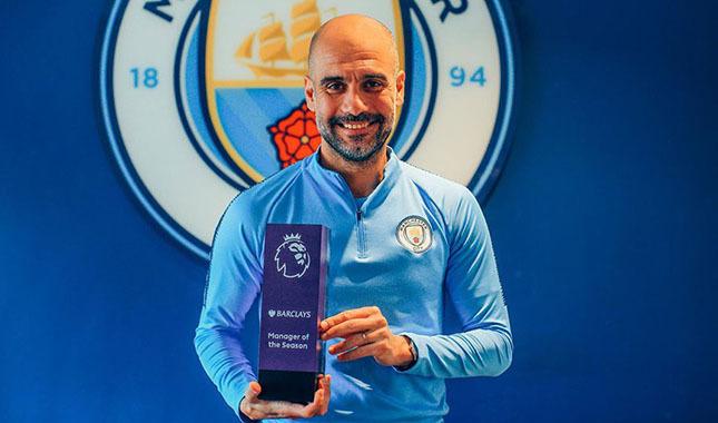 Premier Lig'de yılın menajeri seçildi