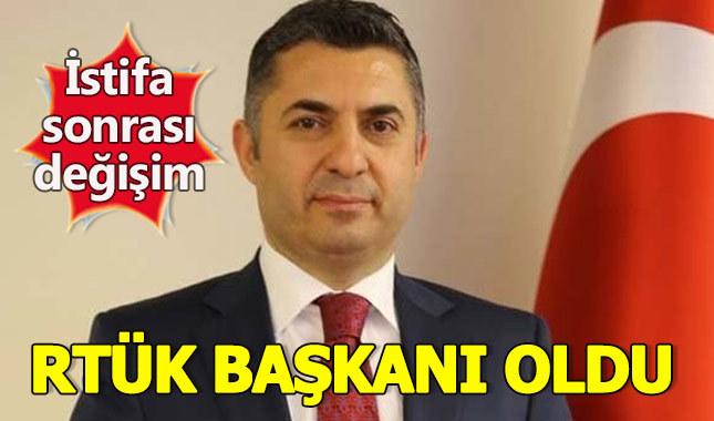 RTÜK Başkanı Ebubekir Şahin kimdir, kaç yaşında, nereli?