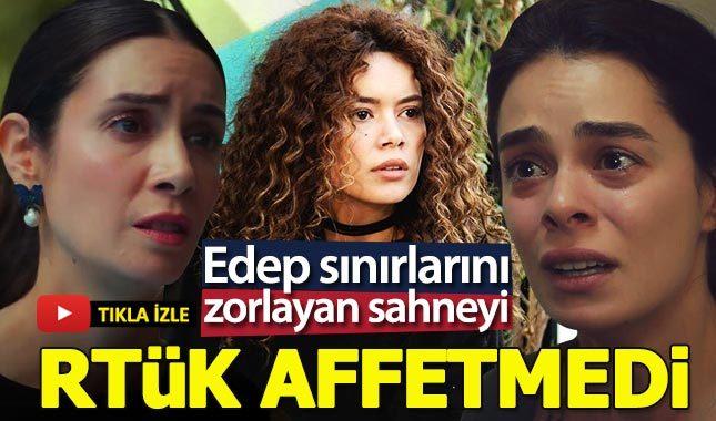 RTÜK, Kadın dizisindeki skandal sahneyi affetmedi
