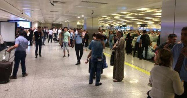 RTÜK'ten Atatürk Havalimanı patlaması için yayın yasağı