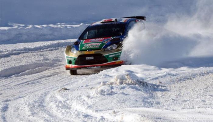Ralli sezonu Sarıkamış'ta karlar üzerinde açılıyor