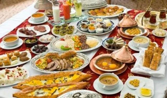 Ramazan'da yemek yerken nelere dikkat edilmeli - Sağlıklı beslenme için 10 öneri