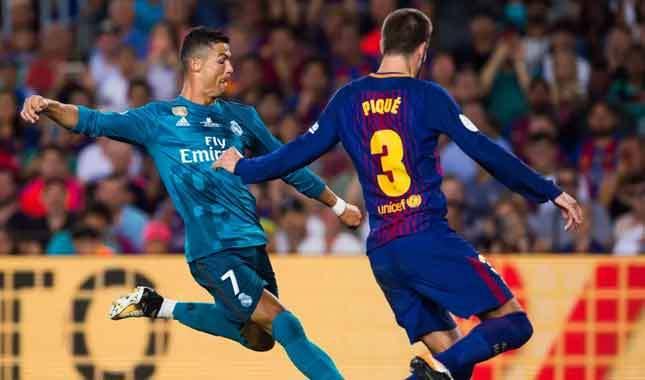 Real Madrid Barcelona maçı ne zaman, saat kaçta, hangi kanalda?