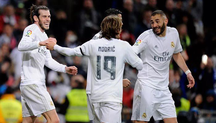 Real Madrid İstanbul'a 5 eksikle geliyor