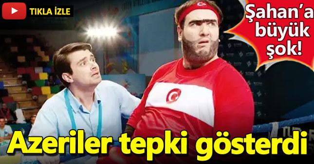 Recep İvedik 5'te Azeriler'den tepki çeken sahne