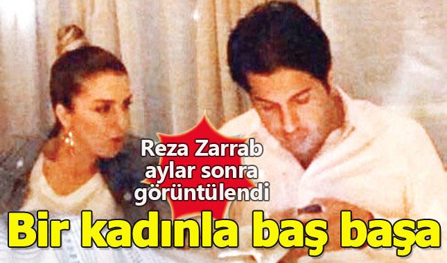 Reza Zarrab, aylar sonra böyle görüntülendi!