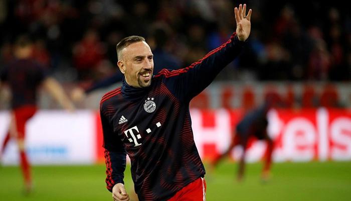 Ribery kararını verdi