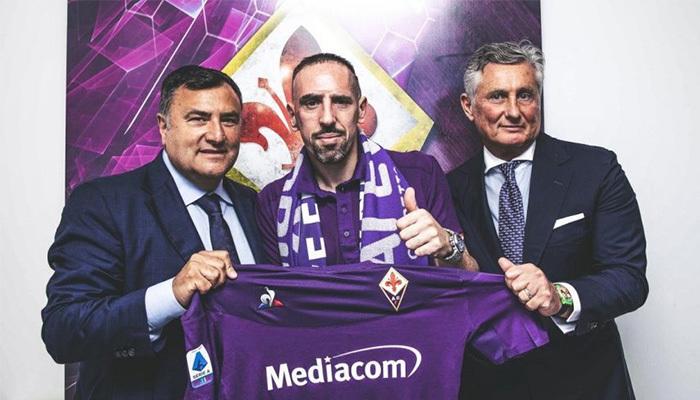 Ribery'nin yeni takımı belli oldu
