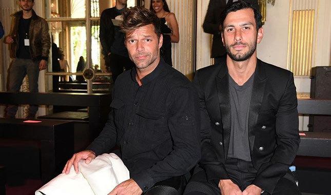 Ricky Martin, Suriyeli erkek arkadaşı ile evleniyor