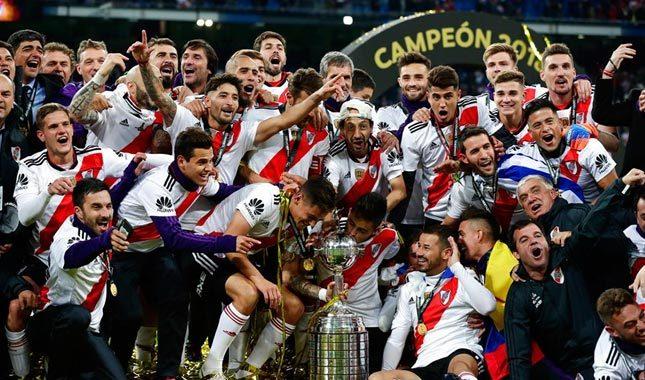 River Plate 3-1 Boca Juniors Maç Özeti Libartadores Kupası Finali rövanş