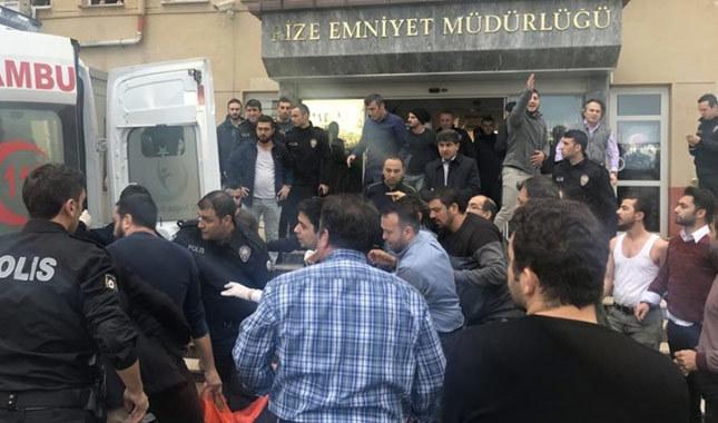 Rize Personel Şube Müdürü Ercan Polat kimdir, neden vuruldu, sağlık durumu nasıl?