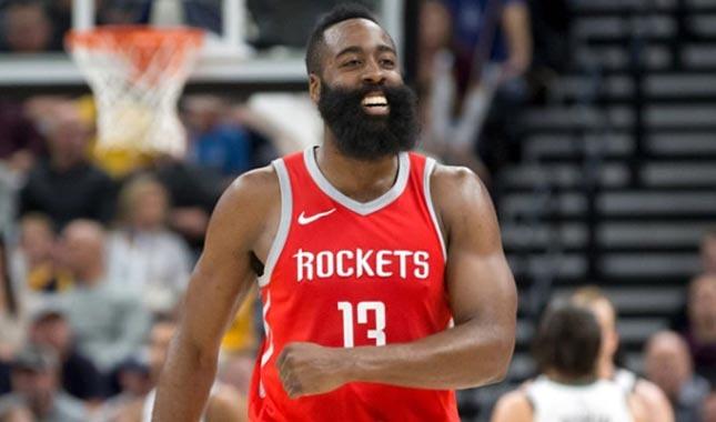 Rockets 3 sayı rekorunu tekrar kırdı