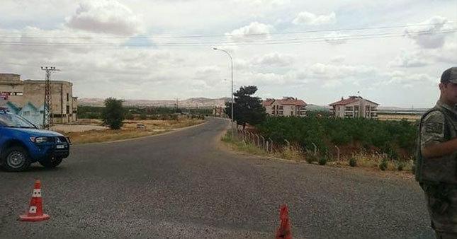 Roket bu kez Gaziantep'e düştü