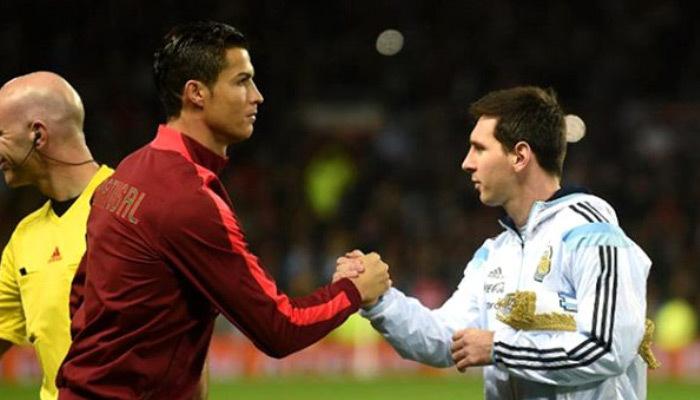 Ronaldo, Messi ile arasındaki farkı açıkladı!