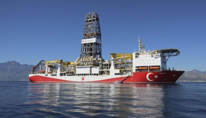Rum yönetiminden Doğu Akdeniz'de yeni hamle