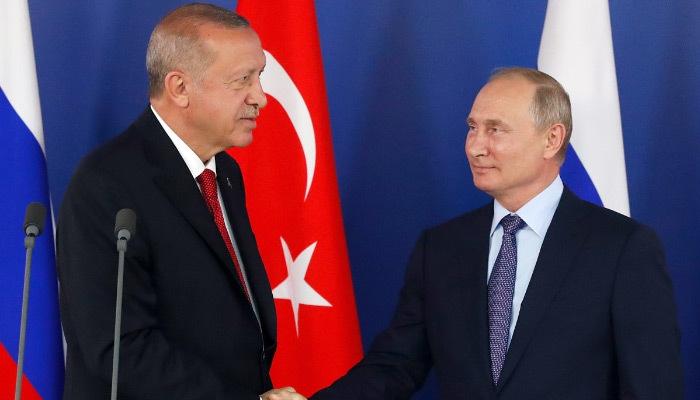 Rusya'dan Barış Pınarı desteği
