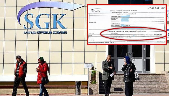 SGK'da 700 bin kişilik 'sahte emeklilik' vurgunu