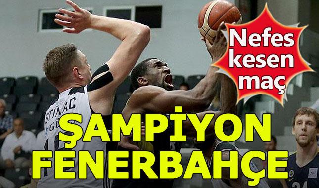 STBL Şampiyonu Beşiktaş belli oldu