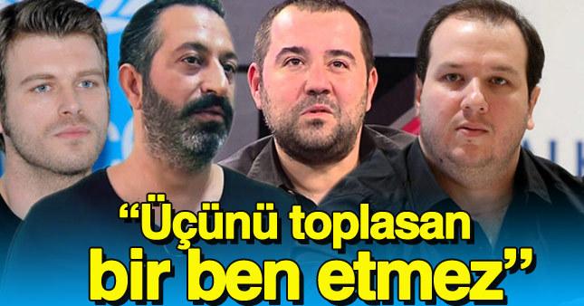 Şahan Gökbakar'dan ünlü oyuncuları kızdıracak açıklama