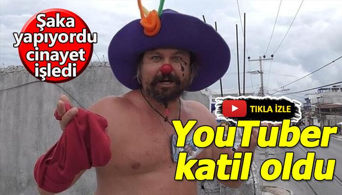 Şaka yapmak isteyen YouTuber cinayet işledi