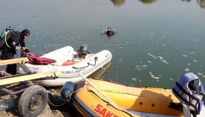 Sakarya'da nehre düşen 2 kişi boğuldu