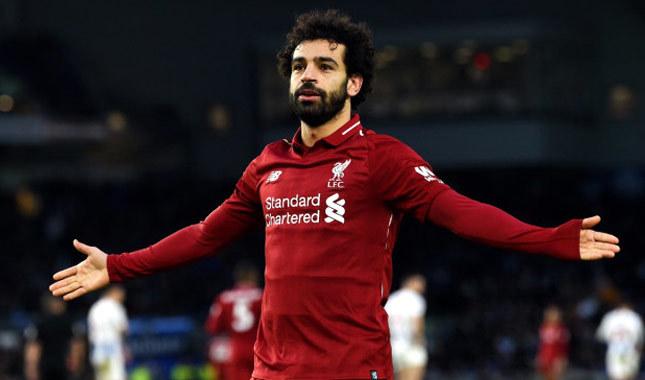 Salah, Liverpool'u şampiyonluğa taşımaya kararlı