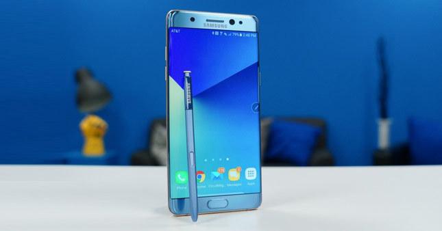 Samsung Galaxy Note 7 pahalıya mal oldu