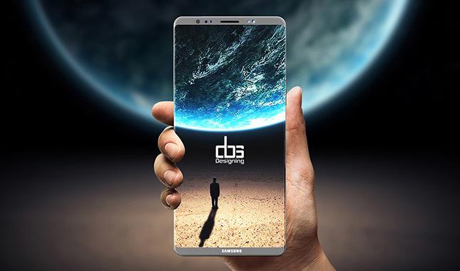 Samsung, Galaxy Note 8'in çıkış tarihi belli oldu