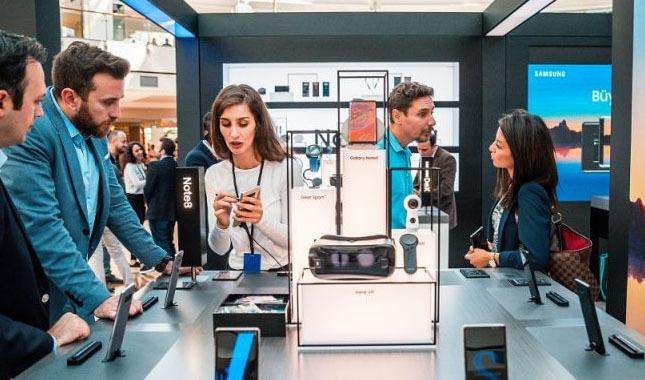 Samsung Galaxy Studio İstanbul'da kapılarını açtı